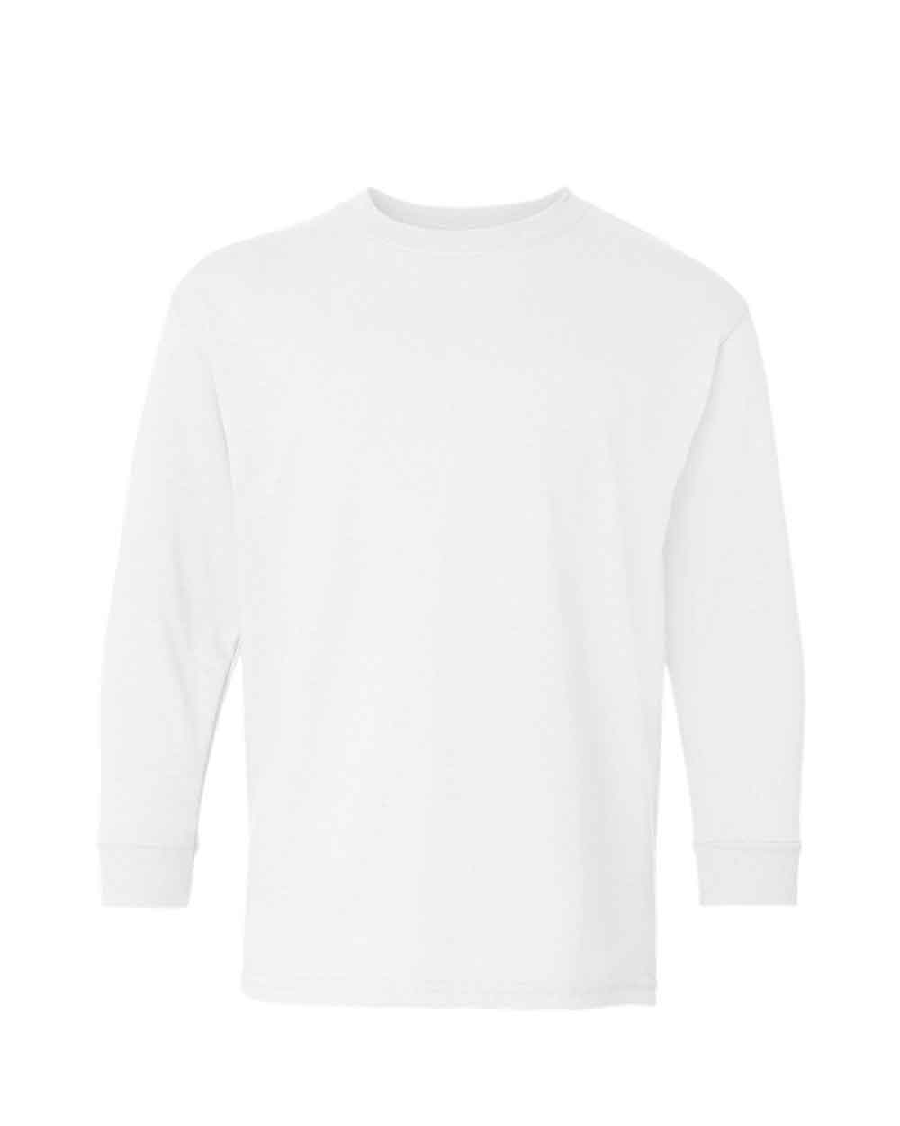 Gildan G5400B Youth Long Sleeve Tee