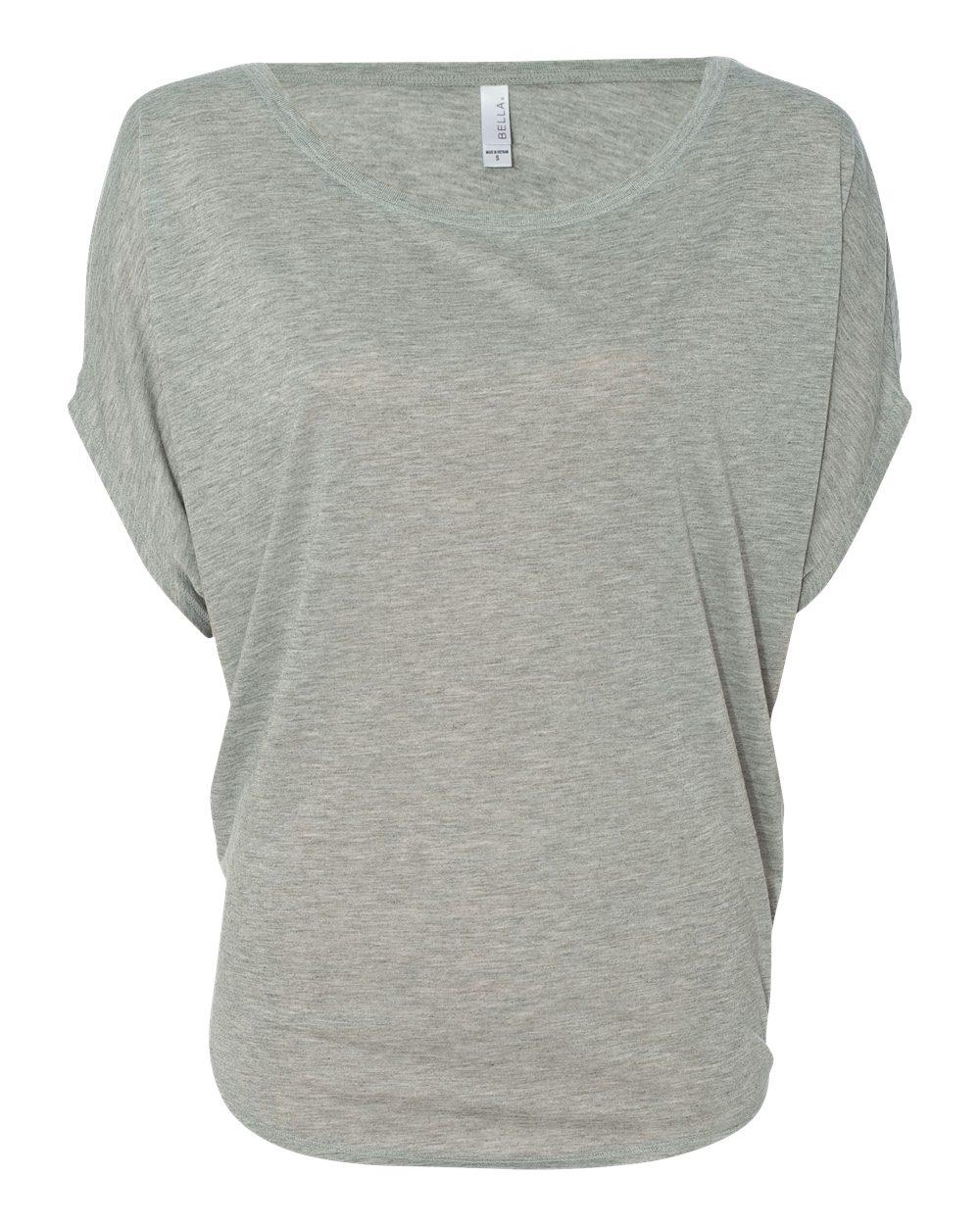 Flowy Circle Top Damen T-ShirtBella