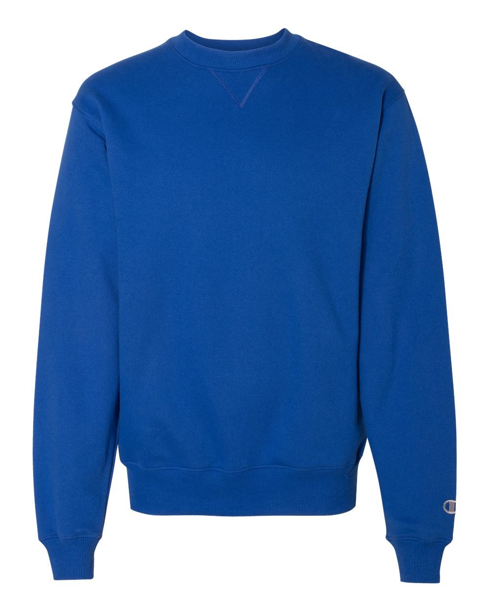 Champion Mens French Terry Crewneck navy Sweatshirt S M L XL 2XL